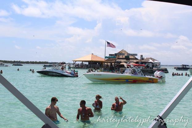 crab island blog